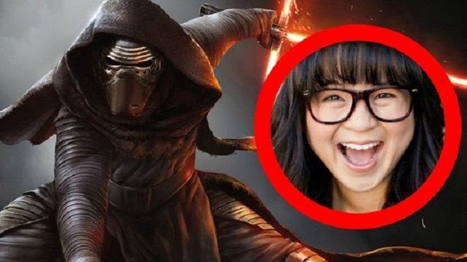 Sao nữ 'Star Wars' gốc Việt bị fan quá khích kì thị, đạo diễn lên tiếng!