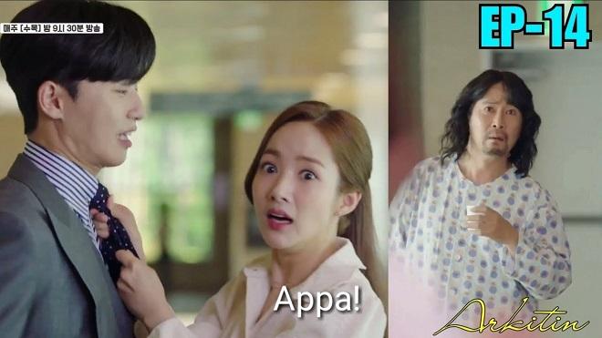 Xem 'Thư ký Kim' tập 14: Cảnh 18+ diễn ra, đôi trẻ bị 'bố vợ' phản đối mối quan hệ