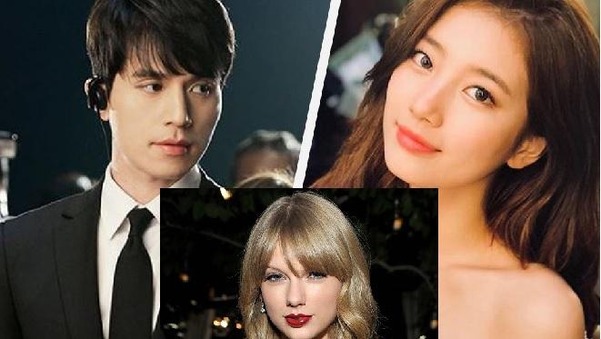 Suzy-Lee Dong Wook chia tay: Taylor Swift liên quan gì mà bị fan réo gọi?