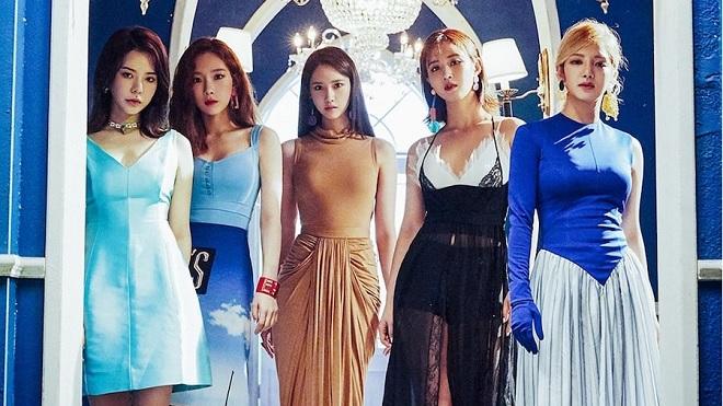 Girls' Generation (SNSD) chính thức trở lại trong hình hài mới