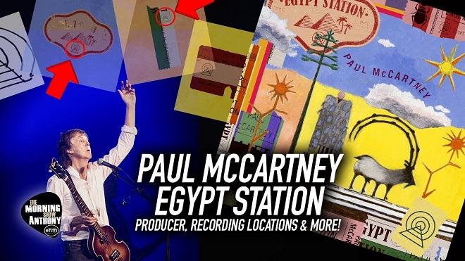 Egypt Station, Paul McCartney, Billboard, Tug of War ...
