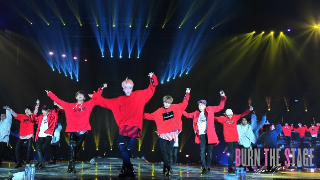 'Burn the Stage: The Movie' của BTS lập kỷ lục phòng vé