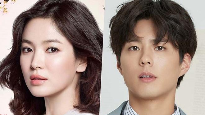 Song Joong Ki phản ứng sao khi Song Hye Kyo 'thân mật' với trai đẹp Park Bo Gum