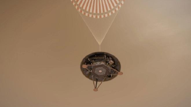 Tại sao khu vực hạ cánh tàu InSight của NASA trên sao Hỏa cần có hình ê-lip?