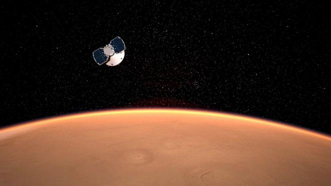 Đếm ngược thời khắc tàu InSight của NASA vượt '7 phút tử thần' hạ cánh xuống sao Hỏa