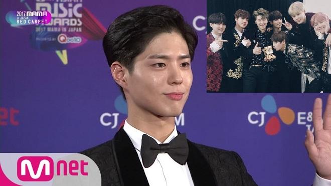 Giải MAMA: BTS xác nhận biểu diễn, Park Bo Gum trở lại dẫn chương trình
