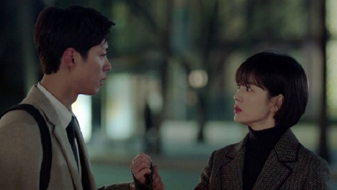 Từ sáng 7/12, đã có phụ đề tiếng Việt 'Encounter' tập 4: Kim Jin Hyuk mạnh dạn hơn với vị sếp mình thầm thương?