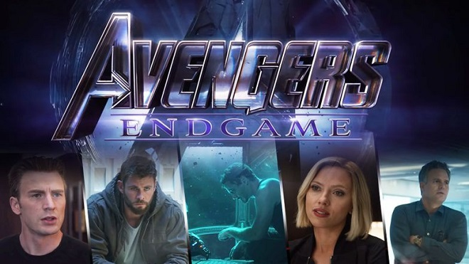 Trailer 'Avengers: Endgame': Màn báo thù của các siêu anh hùng