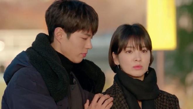 'Encounter' tập 5: Park Bo Gum đưa Song Hye Kyo về ra mắt
