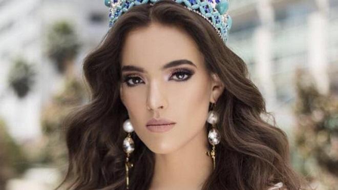 Nhan sắc nữ thần của người đẹp Mexico vừa đăng quang Hoa hậu Thế giới 2018