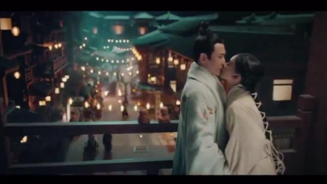 'Hạo Lan truyện' có thêm trailer mới: Toàn cảnh tình tay ba éo le