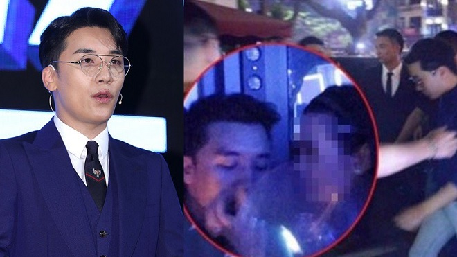 YG Entertainment 'tố' truyền thông Việt Nam đưa tin sai vụ Seungri hít bóng cười