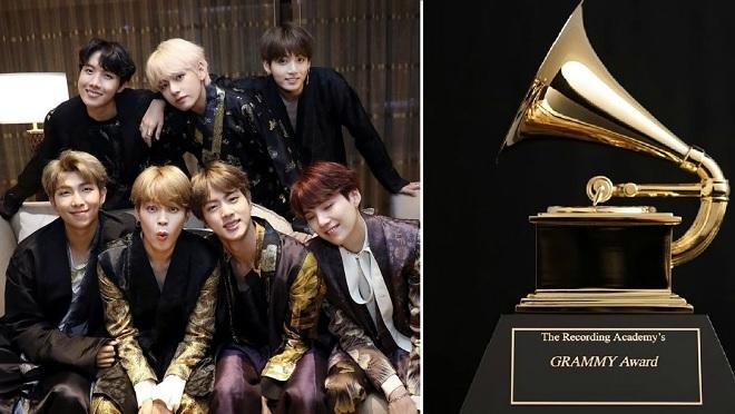 BTS nói gì trước khi đổ bộ lễ trao giải Grammy 2019?