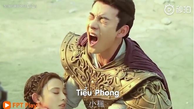 Fan thót tim với những cảnh kết bi thương của 'Đông Cung'