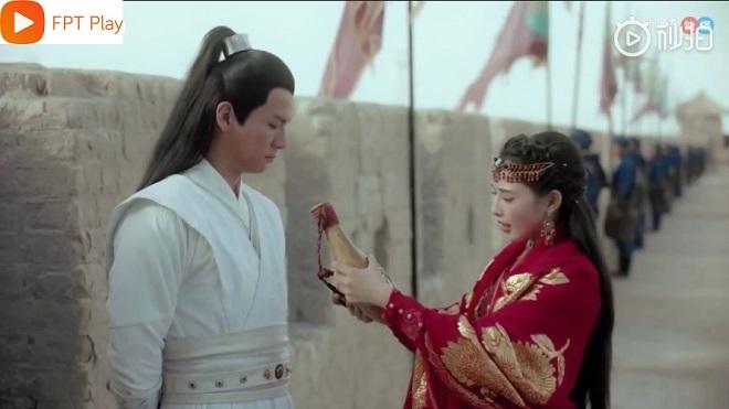 'Đông Cung' trước giờ kết thúc: Hé lộ cảnh chưa từng lên sóng giữa Tiểu Phong và Cố Kiếm