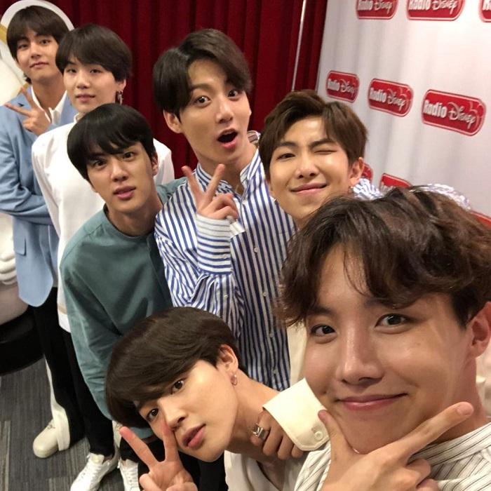 BTS, Disney lập ra giải thưởng để vinh danh BTS, bts youtube, bts 2019, bts jungkook, bts v, bts idol, bts wiki, bts thành viên, BTS Hiện tượng toàn cầu, BTS mới nhất