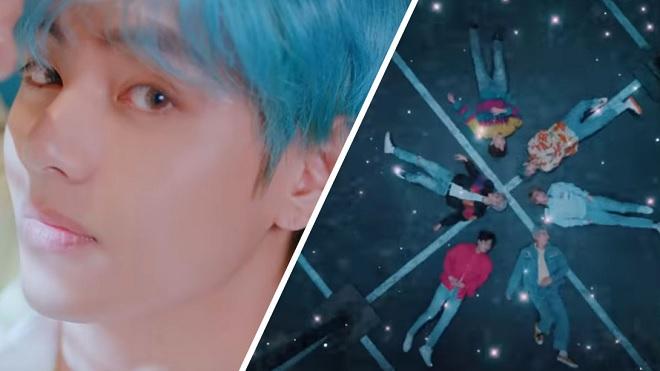BTS 'sáng lấp lánh' trong teaser MV tiếng Nhật 'Lights'