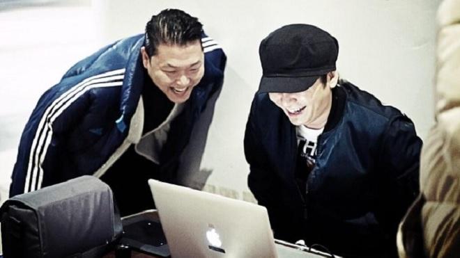 Psy bị cảnh sát thẩm vấn gần chục giờ đồng hồ vì liên quan tới bê bối YG Yang Hyun Suk