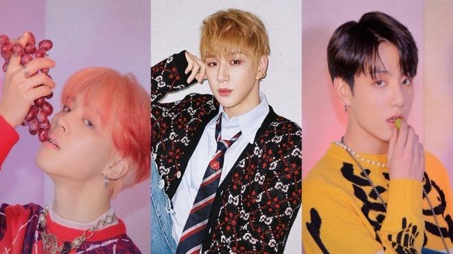 3 mỹ nam BTS cùng Kang Daniel thống trị BXH giá trị thương hiệu