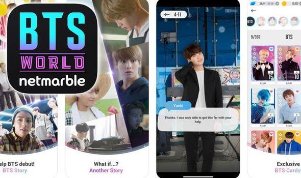 BTS, BTS World, Chơi BTS World, BTS bị dìm hàng, ARMY, Big Hit, BTS V