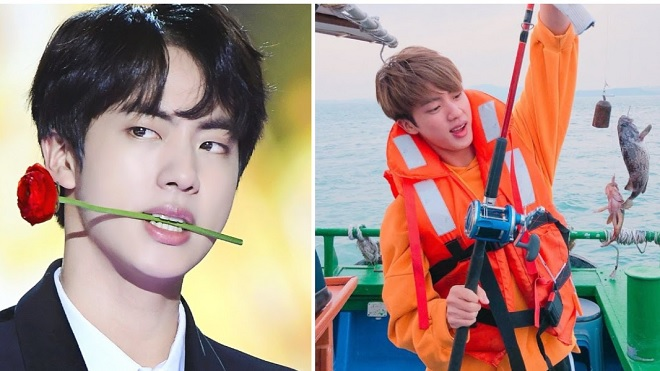 Choáng với tỷ lệ phiếu áp đảo khi Jin BTS được bình chọn là chàng trai được khao khát 'đi nghỉ cùng' nhất