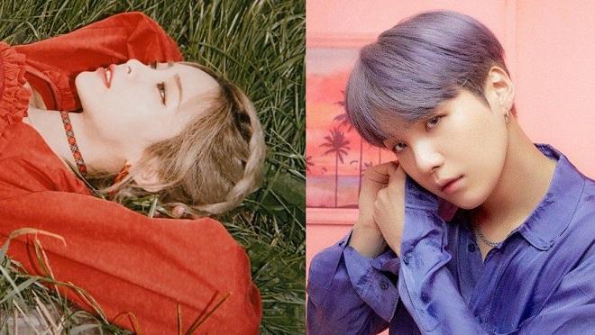 Nghe hit mới do Suga BTS sản xuất, đang áp đảo tất cả BXH âm nhạc Hàn Quốc