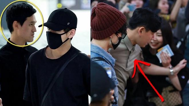 Những lần BTS được giải cứu khỏi fan cuồng trong gang tấc