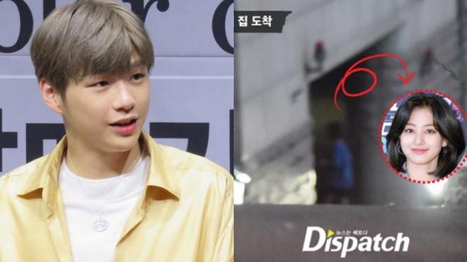 Dispatch đưa lý do đầy 'nhân văn' khi hoãn 'khui' tin Kang Daniel -Jihyo hẹn hò thêm 2 tuần