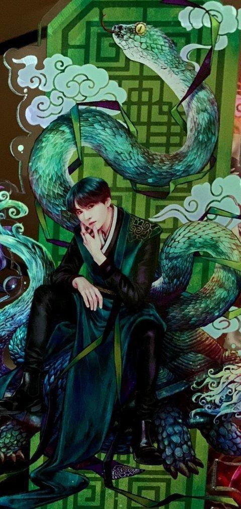 BTS, loạt tác phẩm nghệ thuật siêu chất về BTS do ARMY dày công thực hiện, tác phẩm nghệ thuật siêu chất về Jimin, J-Hope, RM, V, Suga, Jungkook, Jin
