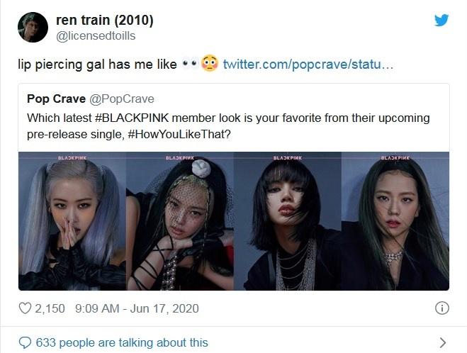 Blackpink, Lisa Blackpink, Lisa Blackpink siêu ngầu trong How You Like That, Jennie Blackpink, Jisoo Blackpink, Rose Blackpink