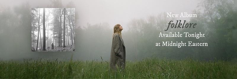 Taylor Swift, Folklore, MV Cardigan, album mới của Taylor Swift, khi nào Taylor Swift phát hành Folklore, thông tin đầy đủ về Folklore của Taylor Swift