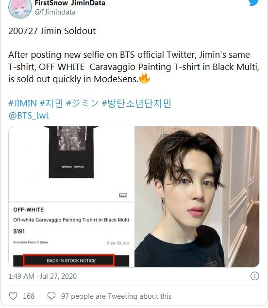BTS, Jimin BTS, Jimin BTS selfie, ảnh selfie Jimin top trending châu Á, Jimin trending, Jimin Twitter