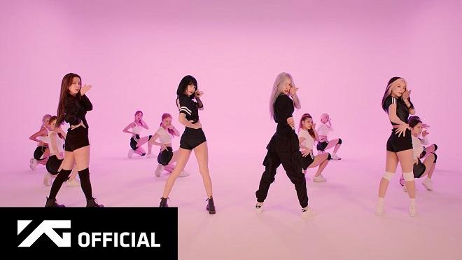 Blackpink khoe video vũ đạo 'thượng thừa' trên nền nhạc 'How You Like That'