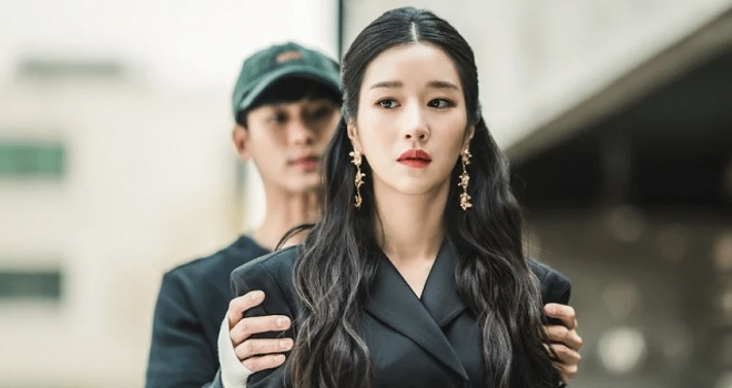 Seo Ye Ji, Kim Soo Hyun, Seo Ye Ji Điên thì có sao, Seo Ye Ji It's Okay to Not Be Okay, Seo Ye Ji không bao giờ mặc bikini, Seo Ye Ji khoe eo con kiến