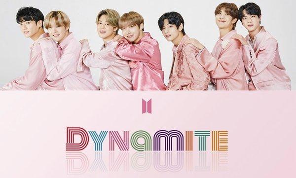 BTS, Dynamite, Dynamite BTS, thành tích Dynamite, kỷ lục Dynamite, Dynamite billboard, Dynamite billboard hot 100, doanh số Dynamite, Dynamite tiêu thụ, BTS lập kỷ lục