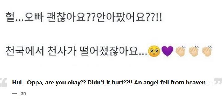 BTS, Jin BTS, Jin BTS đanh đá, Jin BTS antifan, BTS Jin, Jin đối đáp, tin tức về Jin, tin tức Jin BTS