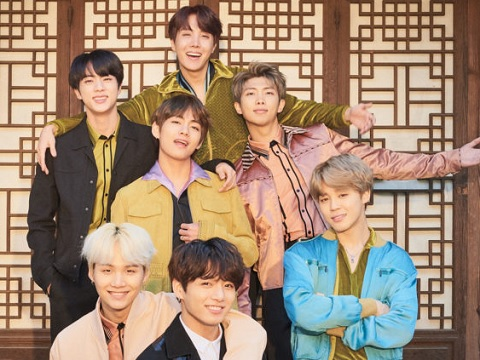 BTS, show diễn trực tuyến BTS, Map of the Soul ON E, Map of the Soul ON E BTS, ARMY, fan BTS, cảnh sát BTS, RM, Jungkook, Suga, Jin, V, Jhope, Jimin, Jimin BTS, V BTS