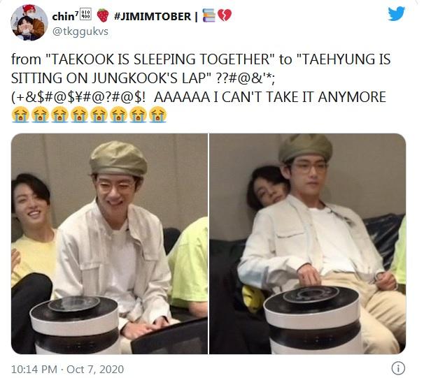 BTS, V BTS, Jungkook, Jungkook BTS, V, video V Jungkook BTS, V Jungkook ngọt ngào, V Jungkook, J Hope, Jhope, Jhope BTS, khoảnh khắc V Jungkook, RM, Jin, Suga
