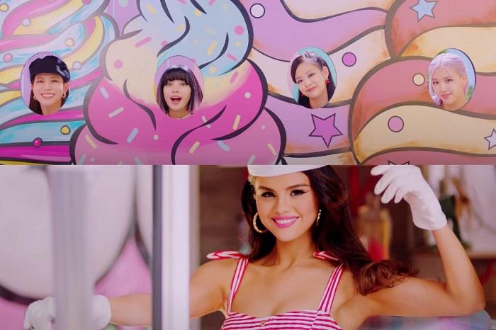 Selena Gomez, Blackpink, Selena Gomez tiếc nuối, Selena Gomez nói về Blackpink, Selena Gomez Ice Cream, Blackpink Ice Cream, Selena Gomez hợp tác Blackpink