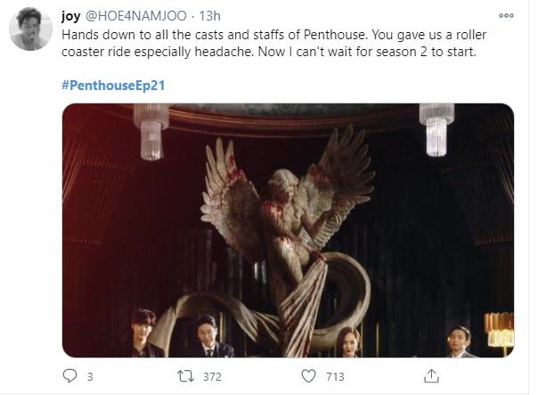 Penthouse, cuộc chiến thượng lưu, Penthouse cuộc chiến thượng lưu, kết thúc penthouse, kết thúc penthouse, kết phần 1 penthouse, review phần 1 penthouse