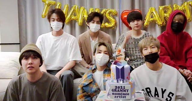 BTS, BTS Grammy, BTS Grammy 2021, Grammy BTS. BTS Dynamite, BTS Dynamite Grammy, video BTS dynamite, BTS livestream, Jimin, RM, Jungkook, Jin, Suga, V BTS, Jhope