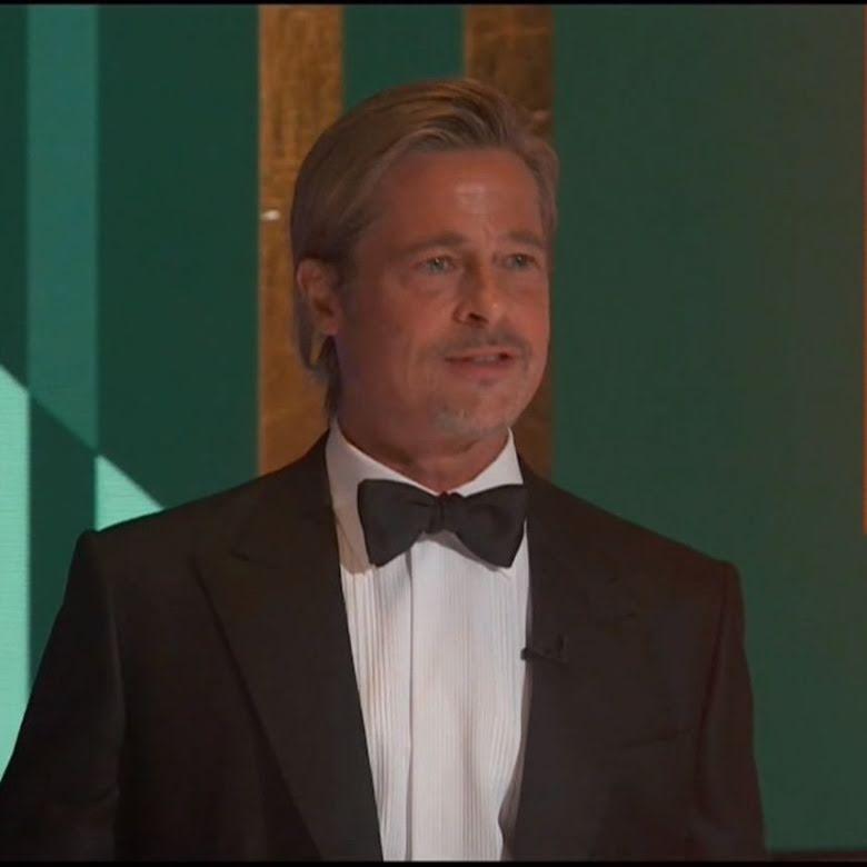 Oscar, Oscar 2021, Brad Pitt, Youn Yuh Jung, Youn Yuh Jung Oscar, Oscar Youn Yuh Jung, Youn Yuh Jung Minari, Oscar lần thứ 93, phim Youn Yuh Jung, Brad Pitt Oscar