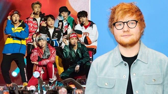 Ed Sheeran, BTS, Butter, Butter BTS, BTS Butter, Ed Sheeran BTS, BTS Ed Sheeran, RM, Jin, Jimin, Jungkook, Suga, Jhope, V BTS, RM BTS, Jin BTS, Jungkook bTS, Jimin BTS