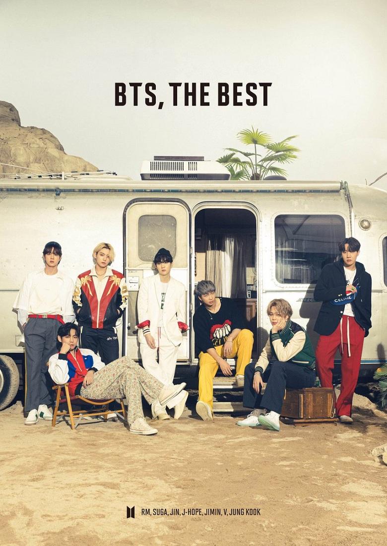 BTS, BTS The Best, BTS album, BTS album tiếng Nhật, BTS Butter, Butter BTS, Dynamite, BTS Dynamite, BTS Billboard, Billboard, Billboard BTS, Film out, BTS Film out