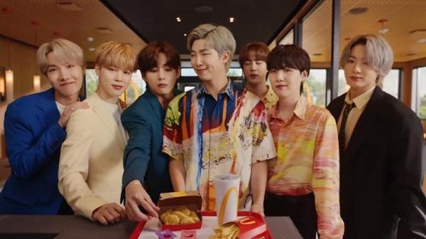 BTS, ARMY, fan BTS, BTS ARMY, BTS quảng cáo, RM, Suga, Jin, Jimin, Jungkook, Jhope, J Hope, RM BTS, Suga BTS, Jin BTS, Jimin BTS, Jungkook BTS, BTS V