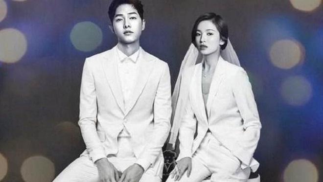 'Ảnh cưới rò rỉ' của Song Joong Ki và Song Hye Kyo gây thất vọng