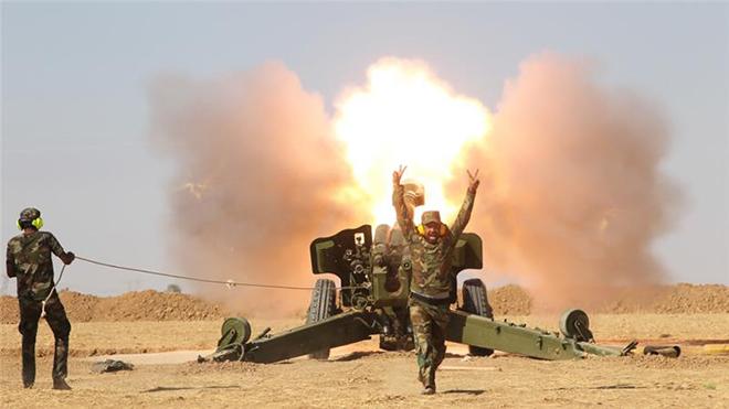 Những hình ảnh khốc liệt về 9 tháng vây hãm IS tại Mosul