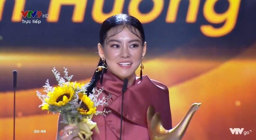 Chân dung Bùi Lan Hương - 'Nghệ sĩ mới của năm' của giải Cống hiến 2019