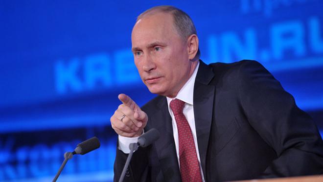 Tổng thống Nga Putin tiếp tục sa thải hàng loạt tướng lĩnh cấp cao