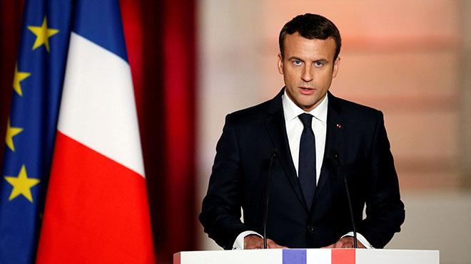 Tổng thống Pháp Macron cam kết gì trong diễn văn nhậm chức?